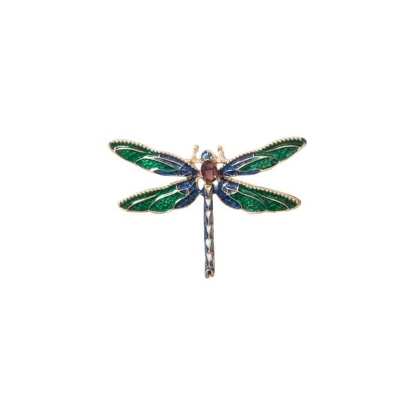 dragonfly-brooch-gold-green