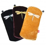 Dragonfly Glasses Case
