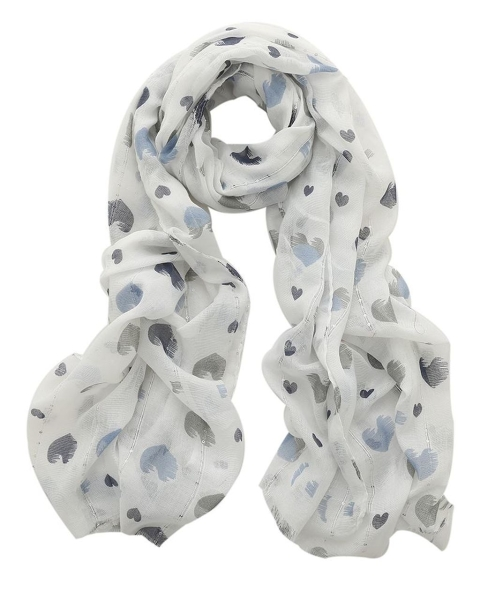 heart-print-sequin-scarf