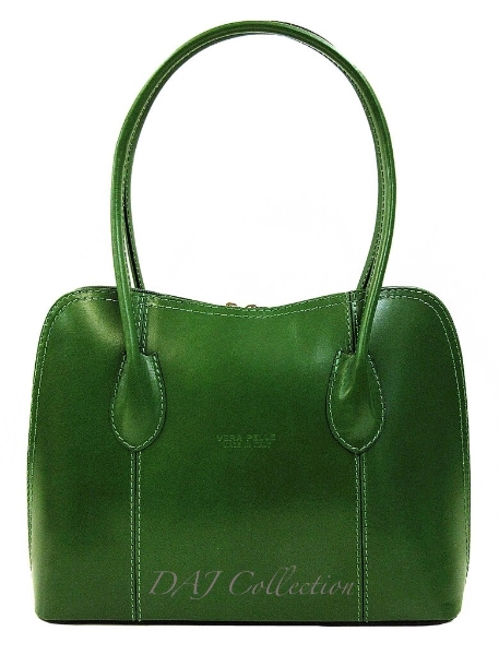 italian-classic-oval-shoulder-bag-green