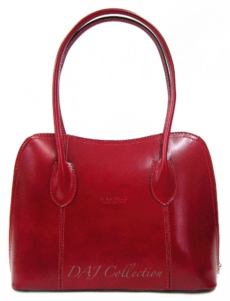italian-classic-oval-shoulder-bag-red