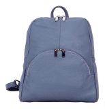 Italian Grained Small Backpack