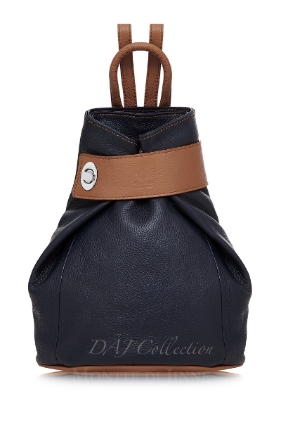 italian-leather-backpack-with-silver-knob-navy-tan