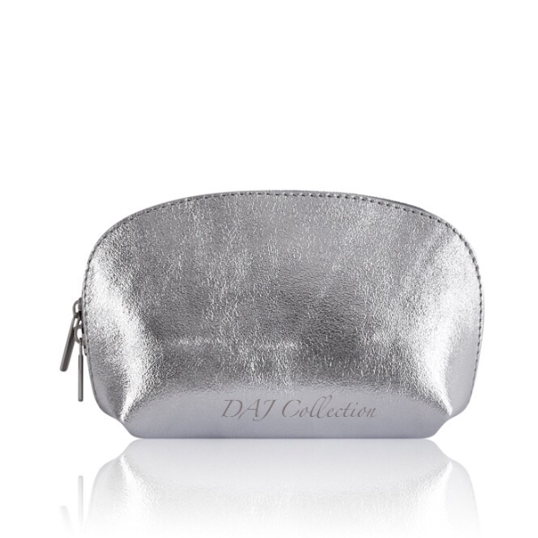 italian-leather-curved-cosmetic-pouch-silver