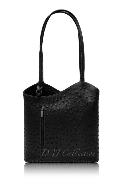 italian-leather-ostrich-effect-backpack-black