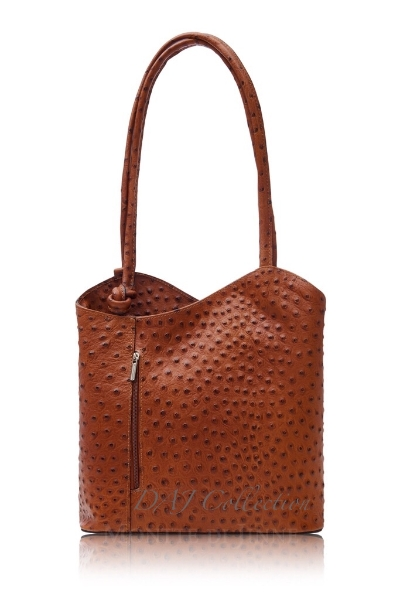 italian-leather-ostrich-effect-backpack-dark-tan