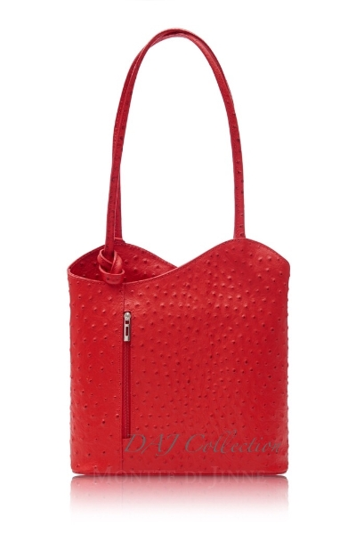 italian-leather-ostrich-effect-backpack-red