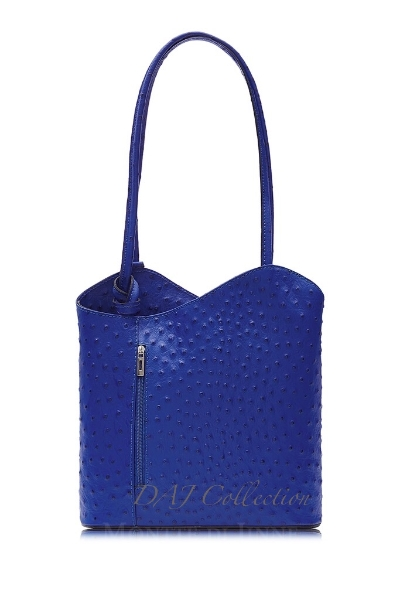 italian-leather-ostrich-effect-backpack-royal-blue