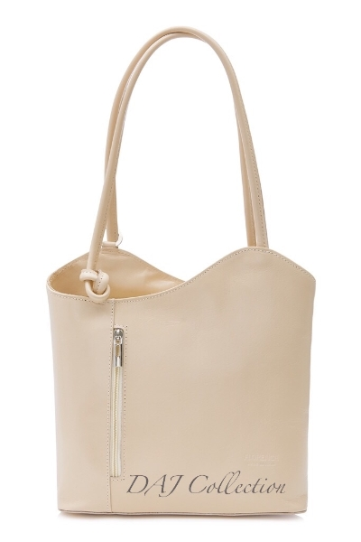 italian-leather-plain-backpack-cream