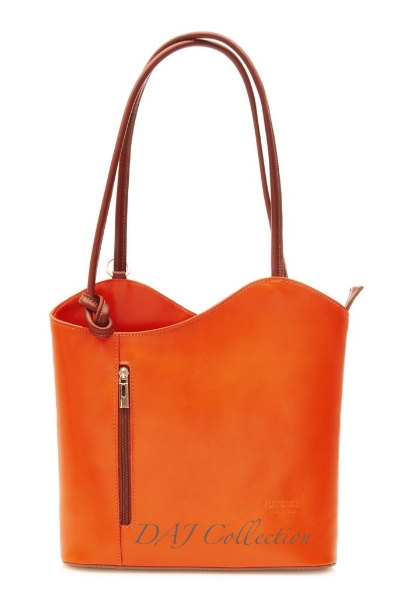 italian-leather-plain-backpack-orange-tan