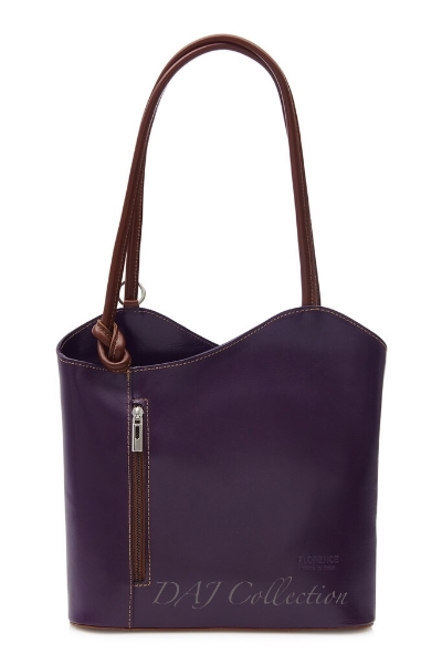 italian-leather-plain-backpack-purple-tan