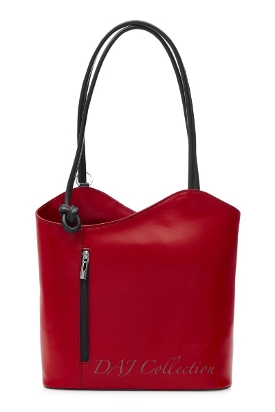 italian-leather-plain-backpack-red-black