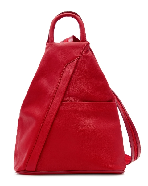 italian-leather-pyramid-zipped-backpack-red