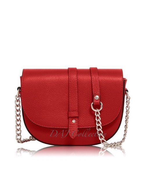 italian-leather-stud-strap-saddle-bag-with-chainleather-strap-red