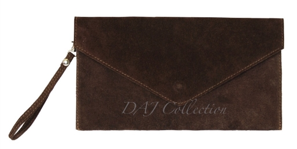 italian-leather-suede-clutch-bag-brown