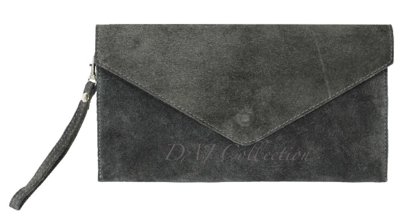 italian-leather-suede-clutch-bag-dark-grey