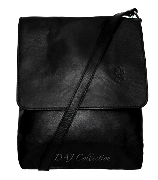 italian-soft-front-flap-across-body-bag-black