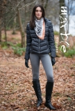 Marble Quilted Jacket/Gilet (Detachable Arms/Hood)