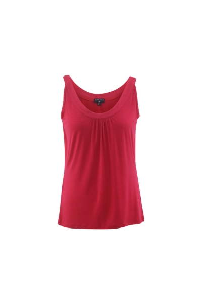 marble-ruched-front-sleeveless-top-109-red-18-size-4