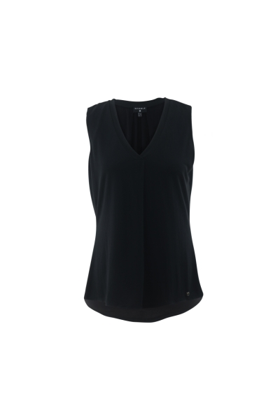 marble-vneck-pleated-detail-top-101-black-18-size-4