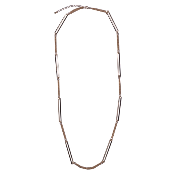 oblong-strips-chain-linked-long-necklace
