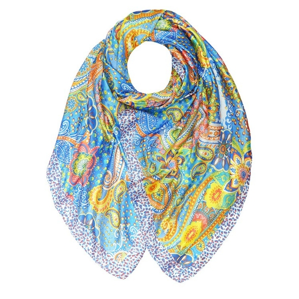 paisley-print-scarf-blue