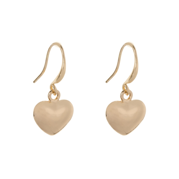 polished-heart-drop-earrings-gold