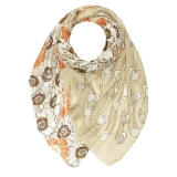 shaded-floral-silver-print-scarf-beige